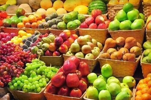 Il est important de manger des fruits et légumes