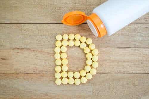 Carence en vitamine D chez les enfants