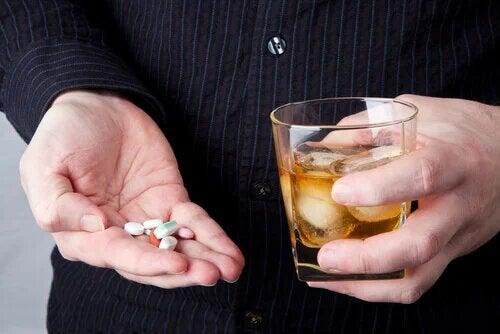 Pouvez boire de l'alcool si vous prenez des médicaments ?