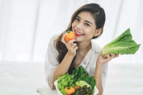 L'alimentation peut-elle affecter la peau ?