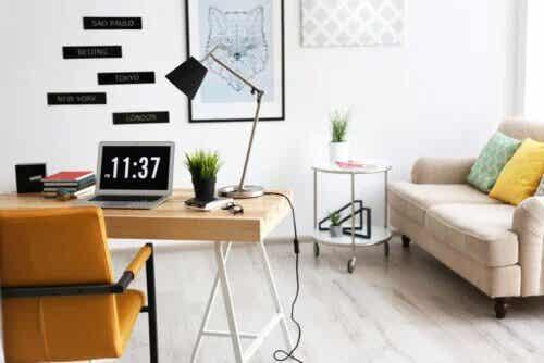 8 conseils pour décorer votre bureau