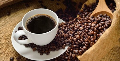 Tasse de café.