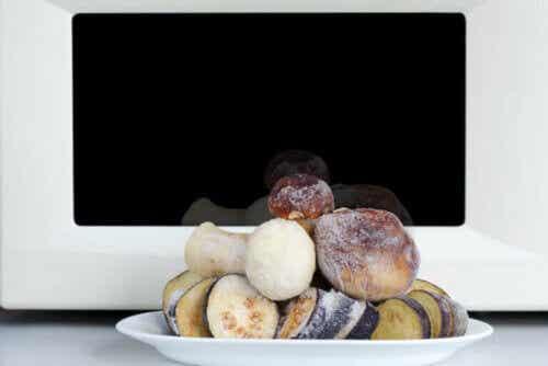 Champignons au micro-ondes : une recette facile et rapide