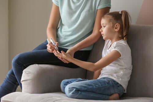 Le diabète chez les enfants et les adolescents
