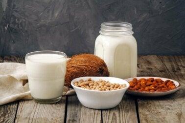 Comparaison des laits végétaux