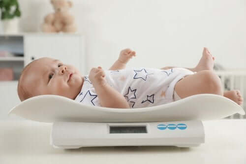 Rapport entre la courbe de croissance et la santé de l'enfant