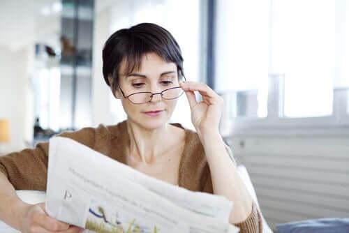 Presbytie ou fatigue oculaire