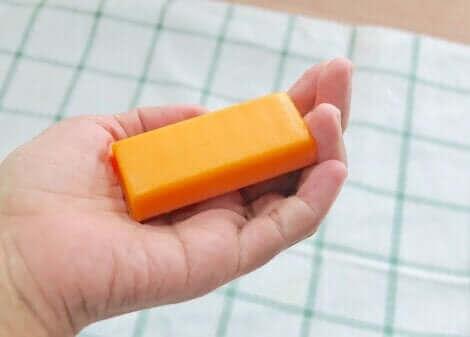 Les usages du savon de papaye.