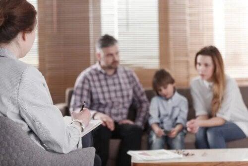 Quand est-il nécessaire de suivre une thérapie familiale ?