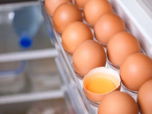 Faut-il conserver les oeufs dans le réfrigérateur ?