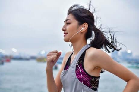 Exercice physique.