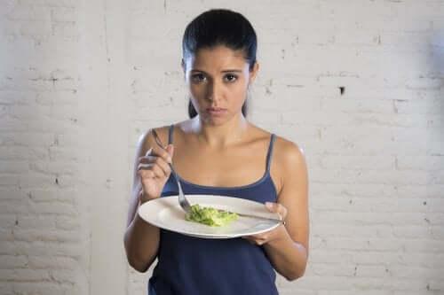 Le syndrome du mangeur difficile