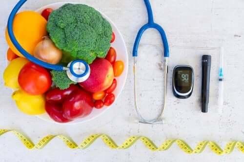 Traitement nutritionnel dans le diabète de type 2