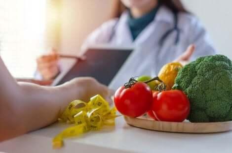 Alimentation en cas d'ostéoporose.