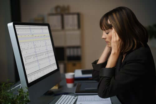 Le stress peut-il affecter la vue ?