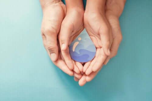 Journée mondiale de l'eau : #Water2me