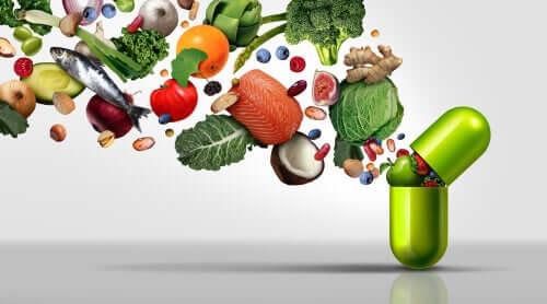 Compléments nutritionnels pendant la grossesse et l'allaitement