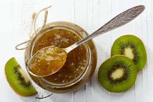 Confiture de kiwi : recette pas à pas