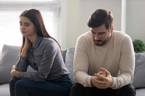 5 raisons les plus communes de rupture amoureuse
