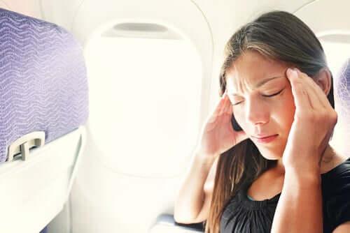 Comment éviter le stress et le mal-être dans l'avion ?