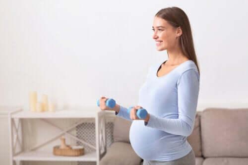 Puis-je faire de l'exercice en étant enceinte ?
