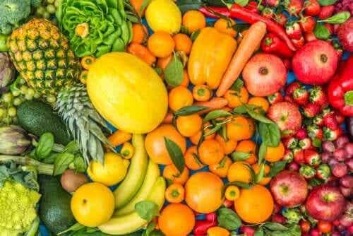 """Une étude révèle que le mélange de fruits et légumes """"5 fois par jour"""" augmente l'espérance de vie"""
