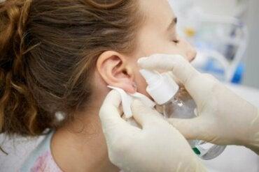 Comment soigner un piercing