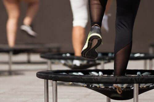Jumping fitness : comment le pratiquer ?