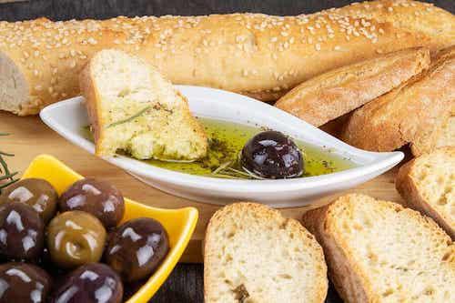 Recette de pain au sésame.