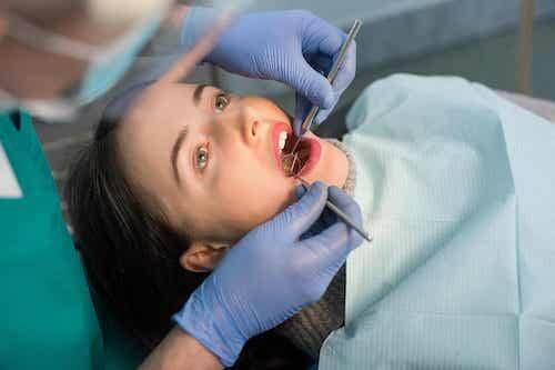 Santé dentaire et dentiste.