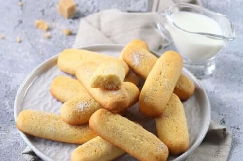 Biscuits à la vanille : recette pas à pas