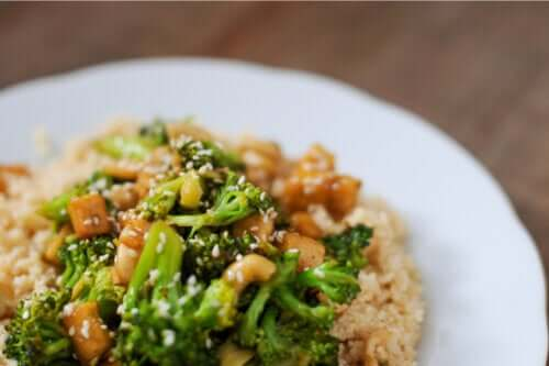 Salade de couscous au brocoli : une recette légère et saine