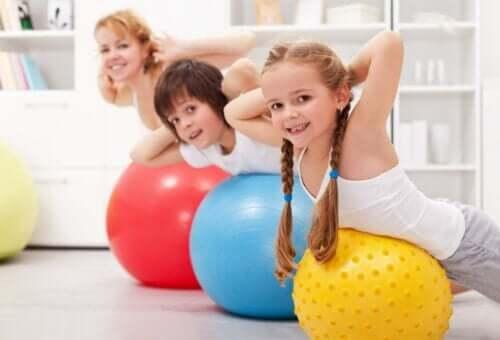Enfants et exercice physique : tout ce qu'il faut savoir