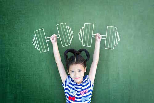 L'importance de l'exercice chez les enfants.