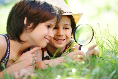 12 activités à faire avec les enfants pendant l'été