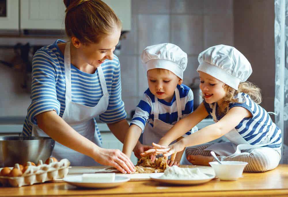 motiver votre enfant à manger