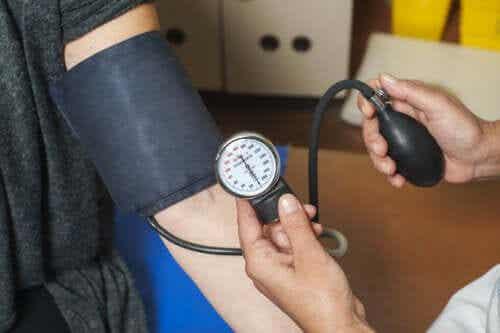 Conséquences de l'hypertension artérielle dans le corps