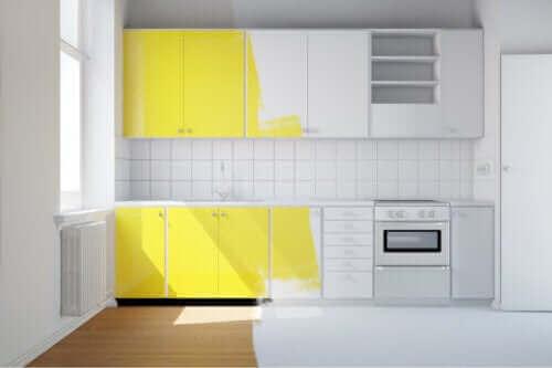 Comment peindre la cuisine ?