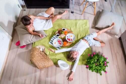 Comment faire un pique-nique à la maison ?