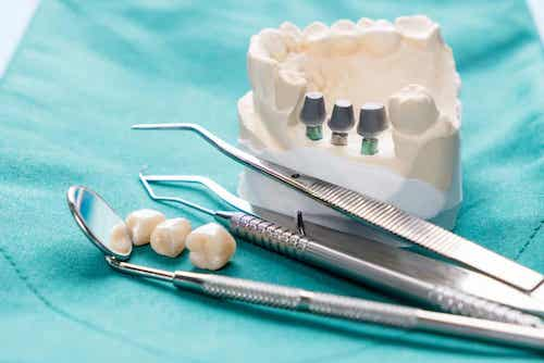 Traitement par chirurgie orthognathique.