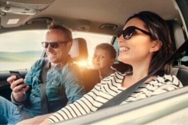 Recommandations pour les longs voyages en voiture