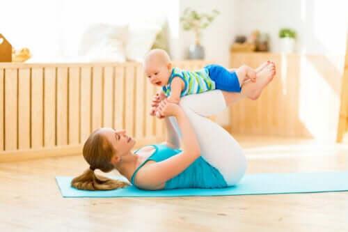 Yoga post-partum : comment le pratiquer ?