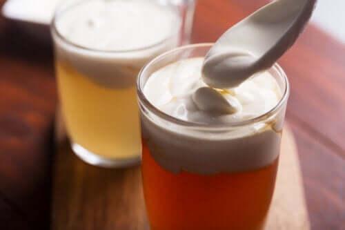 Cheese tea ou thé au fromage : origine et préparation