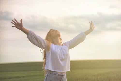 Comment être heureux avec soi-même