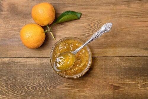 Confiture d'oranges.