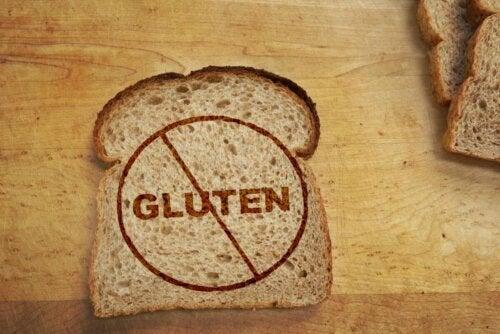 Du pain de mie sans gluten.