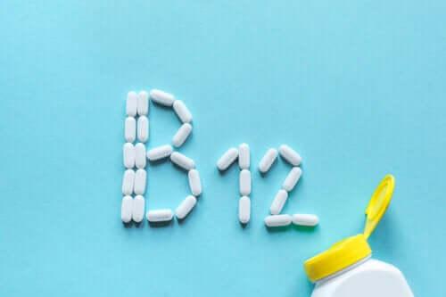 Supplémentation en vitamine B12 dans le régime vegan