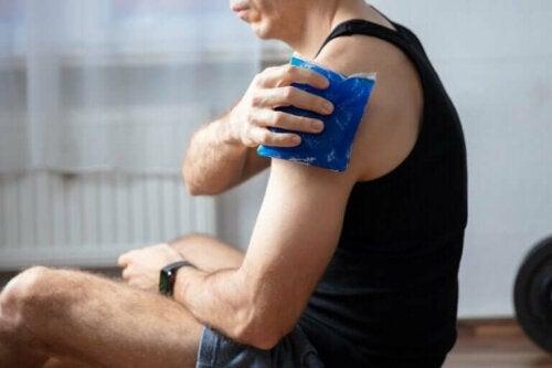 Le chaud et le froid, essentiels pour traiter les blessures sportives