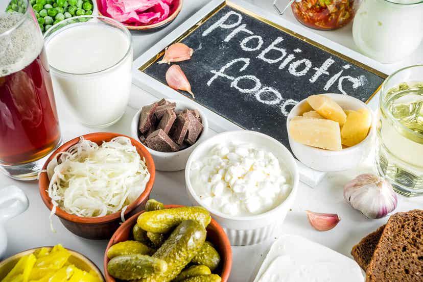 Les probiotiques.
