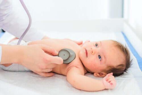 Les cardiopathies congénitales les plus courantes